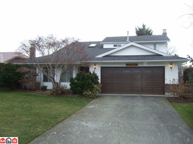 Main Photo: 1108 161ST Street in Surrey: King George Corridor House for sale (South Surrey White Rock)  : MLS®# F1102894