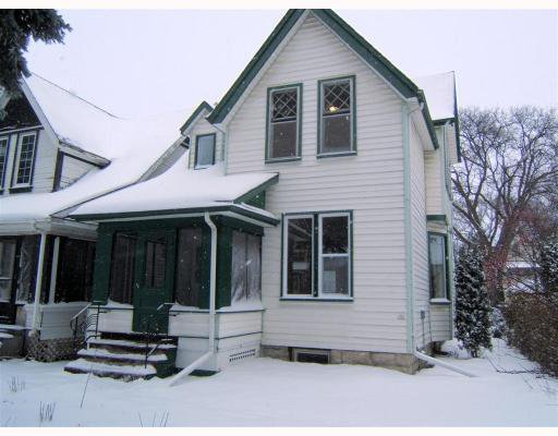 Main Photo: 133 CATHEDRAL Avenue in WINNIPEG: North End Residential for sale (North West Winnipeg)  : MLS®# 2820618