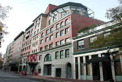 Main Photo: 506 55 ALEXANDER STREET in : Downtown VE Condo for sale : MLS®# V284990