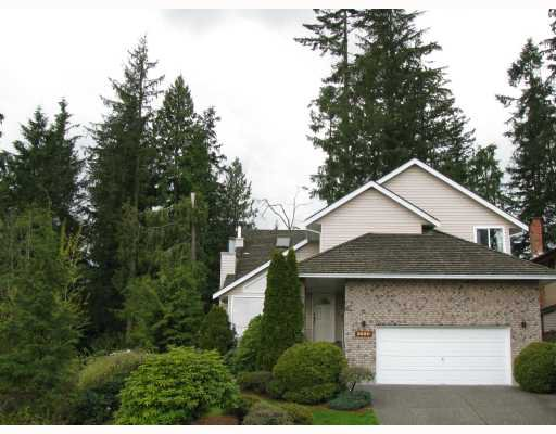 "Main Photo: 2620 AUBURN Place in Coquitlam: Scott Creek House for sale in ""SCOTT CREEK"" : MLS®# V783967"