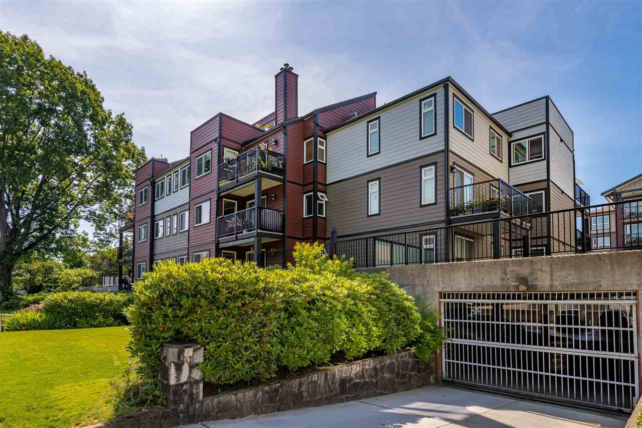 """Photo 2: Photos: 206 2344 ATKINS Avenue in Port Coquitlam: Central Pt Coquitlam Condo for sale in """"River Edge"""" : MLS®# R2478252"""
