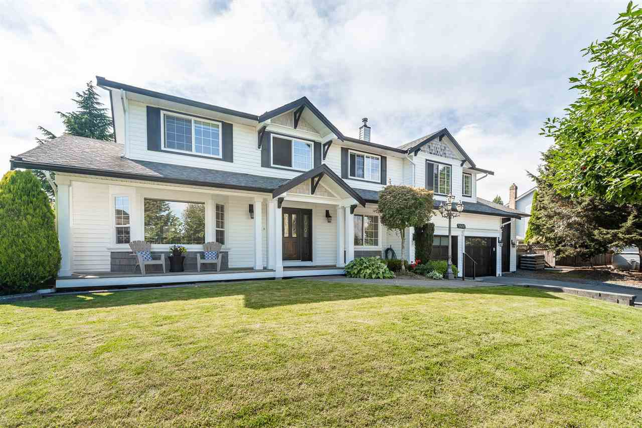 Main Photo: 5681 E SUNRISE Crescent in Surrey: Cloverdale BC House for sale (Cloverdale)  : MLS®# R2481270