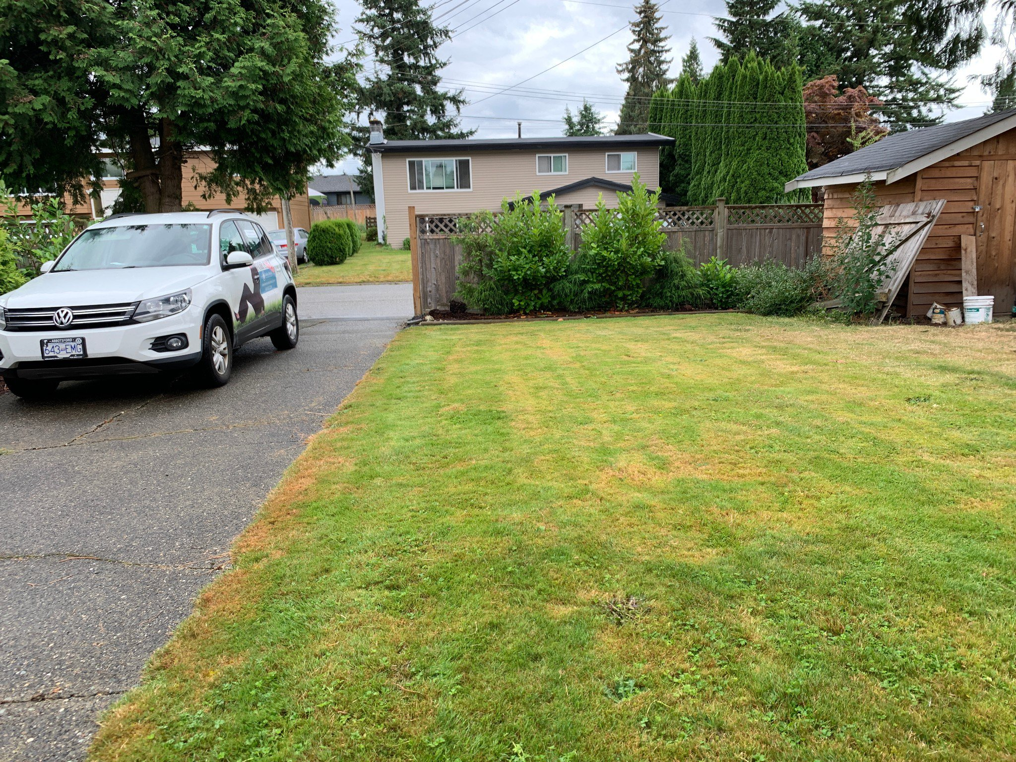 Photo 1: Photos: BSMT 2046 Ridgeway St. in Abbotsford: Central Abbotsford Condo for rent