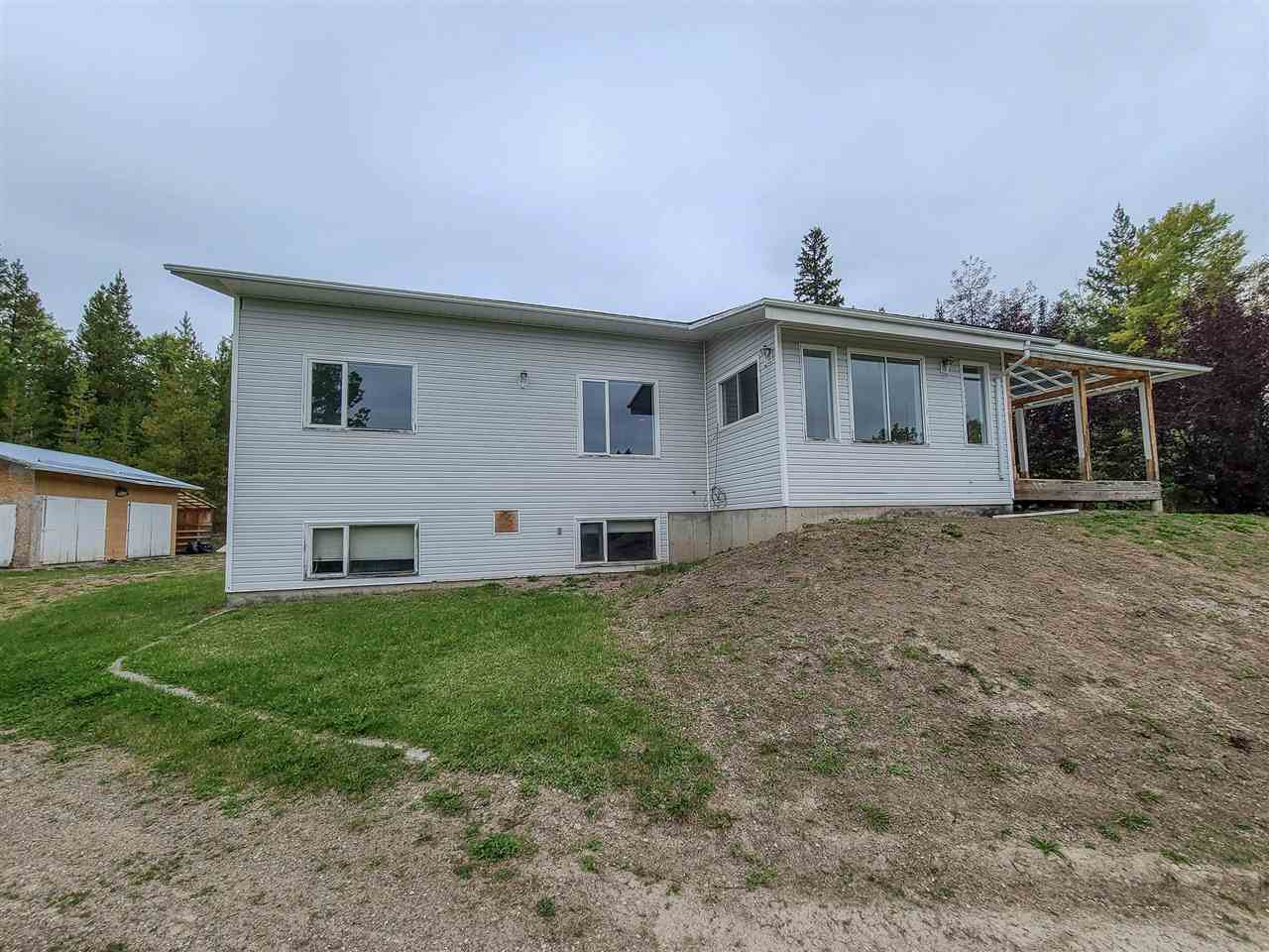 "Main Photo: 13330 MILES Road in Prince George: Beaverley House for sale in ""BEAVERLY"" (PG Rural West (Zone 77))  : MLS®# R2498202"