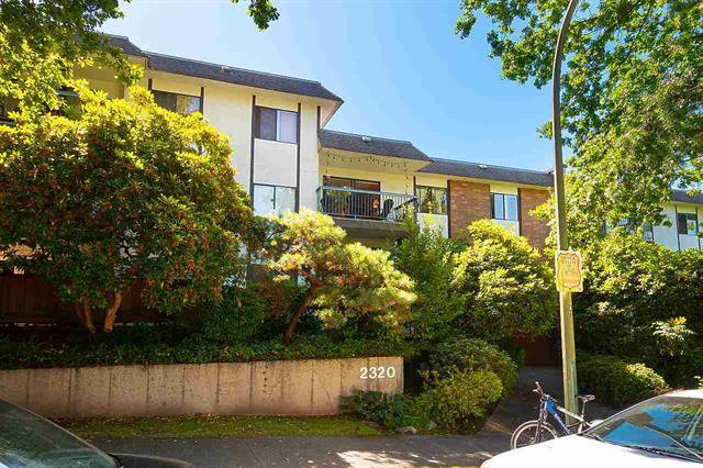 Main Photo: 301 2320 Trinity Street in Vancouver: Hastings Condo for sale (Vancouver East)  : MLS®# R2492823