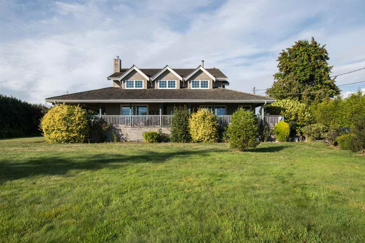 Main Photo: 5705 34B Avenue in Delta: Ladner Rural House for sale (Ladner)  : MLS®# R2502880