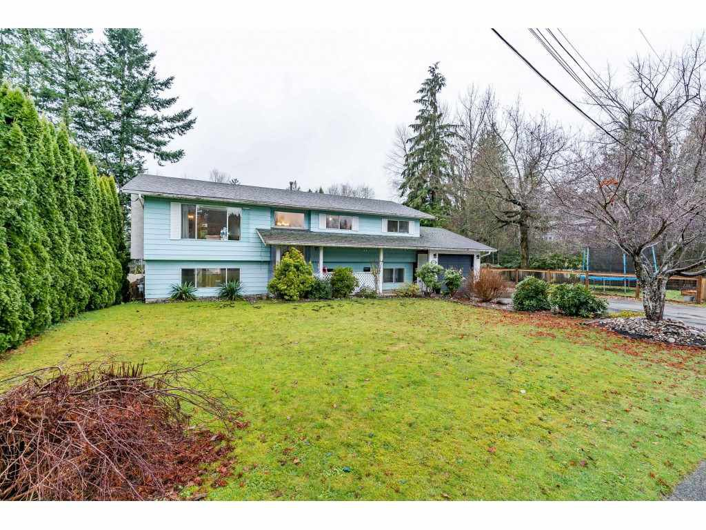 Main Photo: 7815 DEERFIELD Street in Mission: Mission BC House for sale : MLS®# R2523001