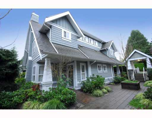 "Main Photo: 27 2688 MOUNTAIN Highway in North Vancouver: Westlynn Townhouse for sale in ""Craftsman Estates"" : MLS®# V799133"