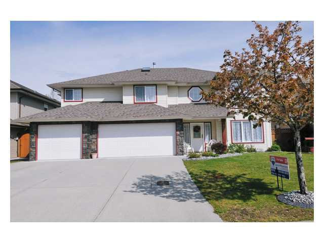 """Main Photo: 23943 115TH Avenue in Maple Ridge: Cottonwood MR House for sale in """"TWIN BROOKS"""" : MLS®# V822106"""
