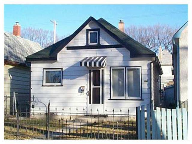 Main Photo: 525 TORONTO Street in WINNIPEG: West End / Wolseley Residential for sale (West Winnipeg)  : MLS®# 2116222