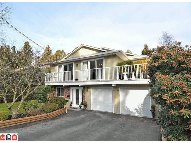 "Main Photo: 12689 25TH Avenue in Surrey: Crescent Bch Ocean Pk. House for sale in ""OCEAN PARK/CRESCENT BEACH"" (South Surrey White Rock)  : MLS®# F1103310"