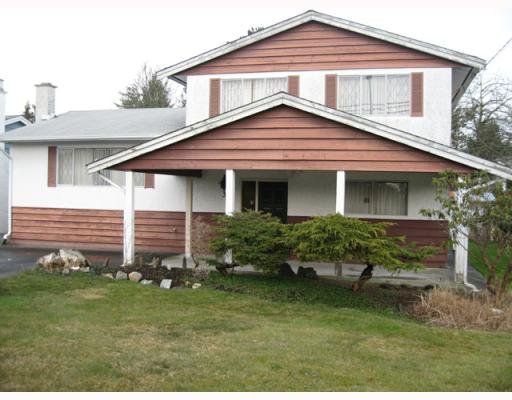 Main Photo: 3611 STEVESTON Highway in Richmond: Steveston North House for sale : MLS®# V754201