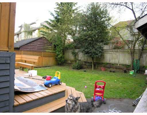 Photo 8: Photos: 660 W 13TH Avenue in Vancouver: Fairview VW House for sale (Vancouver West)  : MLS®# V761116