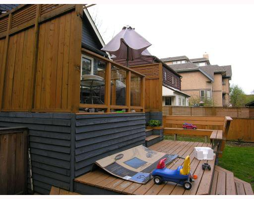 Photo 9: Photos: 660 W 13TH Avenue in Vancouver: Fairview VW House for sale (Vancouver West)  : MLS®# V761116