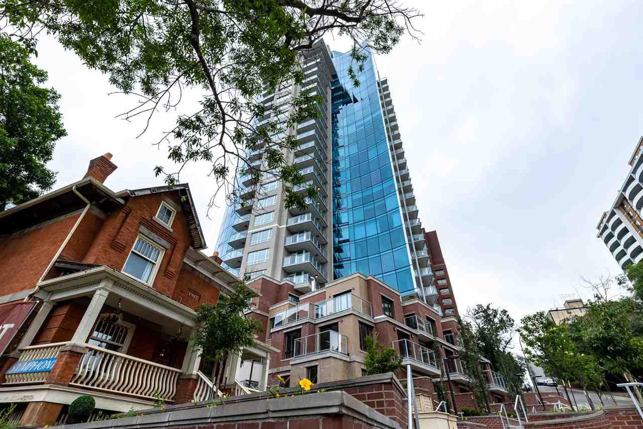 Main Photo: 2602 9720 106 Street in Edmonton: Zone 12 Condo for sale : MLS®# E4165544