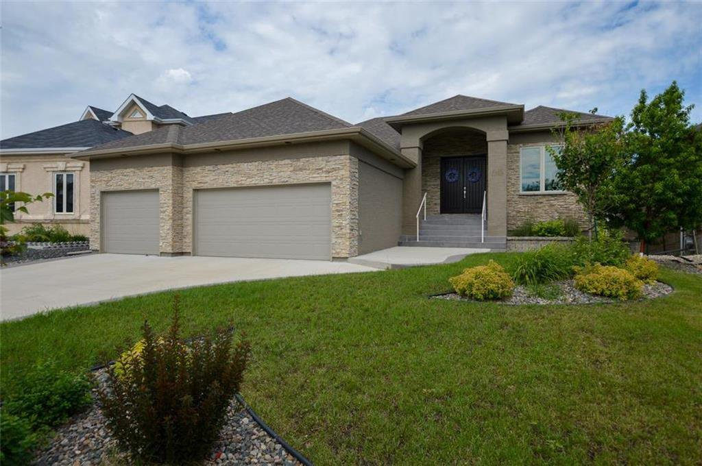 Main Photo: 55 Autumnview Drive in Winnipeg: Waverley West Residential for sale (1R)  : MLS®# 1919797