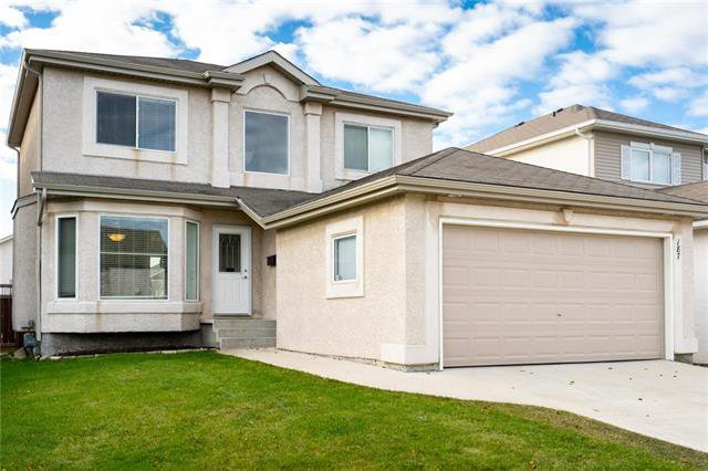 Main Photo: 187 Nordstrom Drive in Winnipeg: Island Lakes Residential for sale (2J)  : MLS®# 1929463
