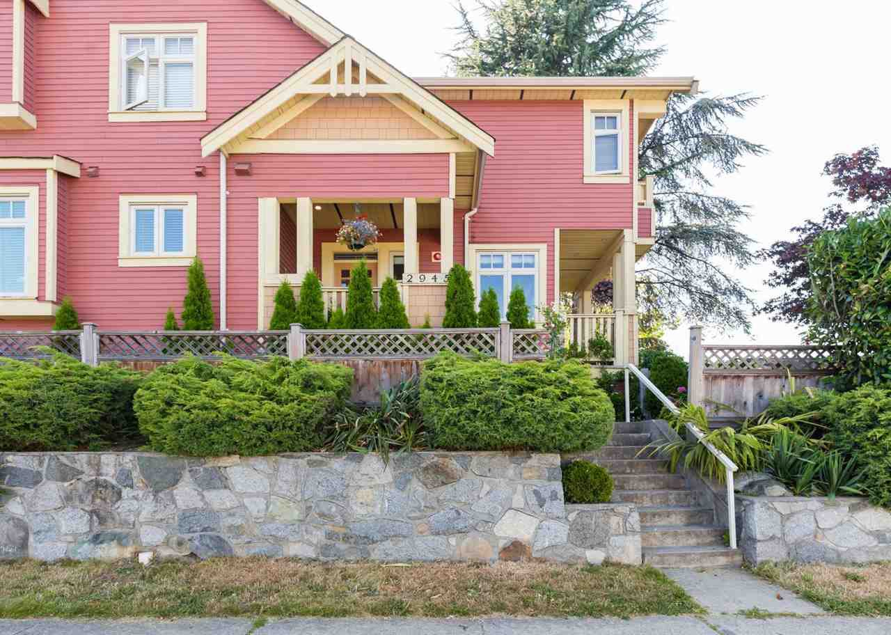 Main Photo: 2945 CLARK Drive in Vancouver: Mount Pleasant VE Townhouse for sale (Vancouver East)  : MLS®# R2427973