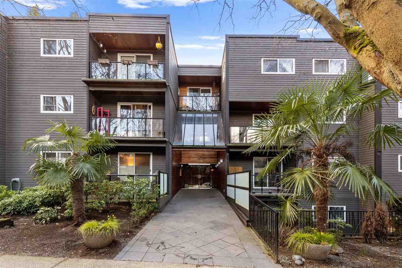 Main Photo: 405 1550 BARCLAY STREET in Vancouver: West End VW Condo for sale (Vancouver West)  : MLS®# R2443628