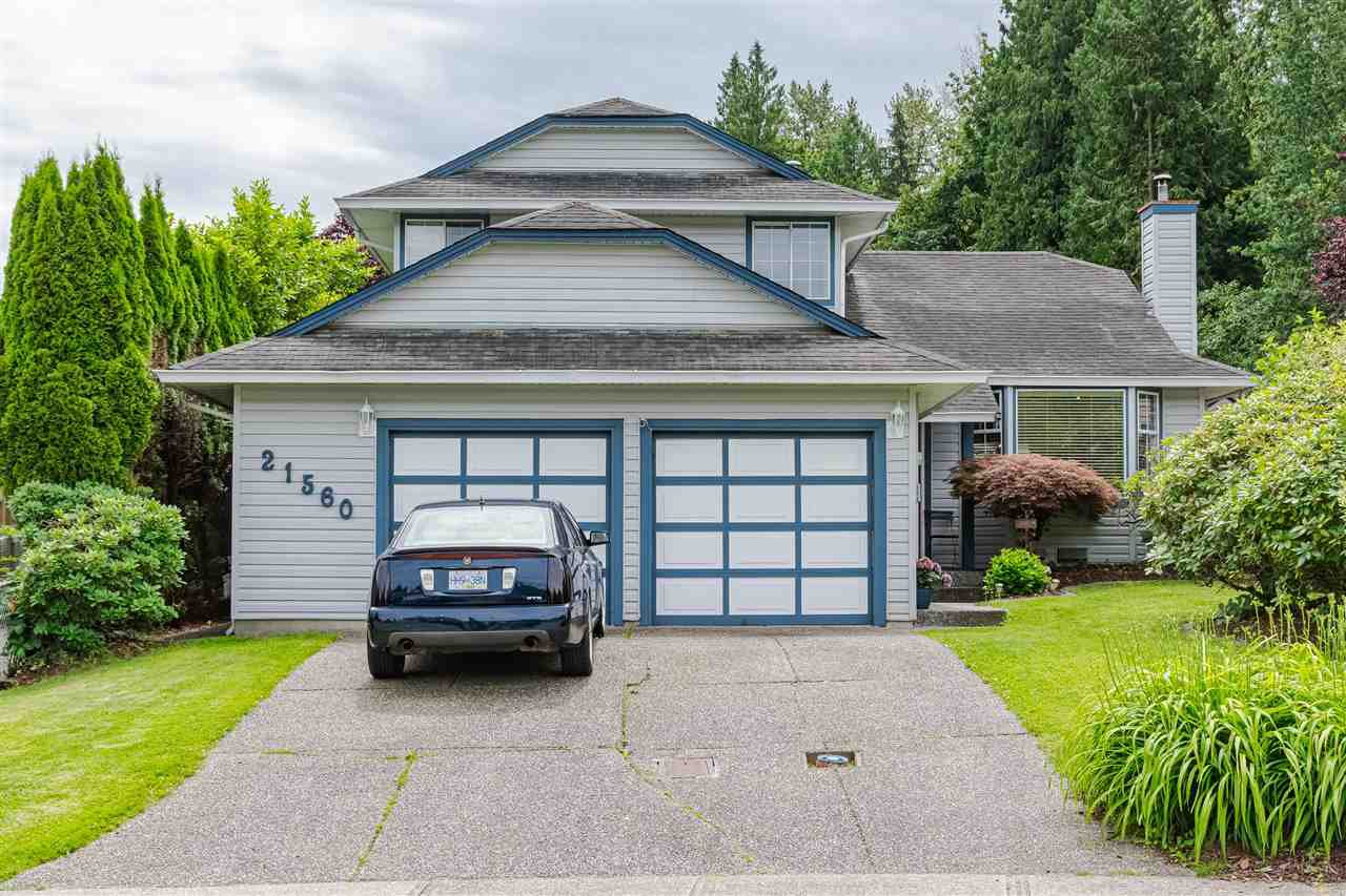 "Main Photo: 21560 93B Avenue in Langley: Walnut Grove House for sale in ""WALNUT GROVE"" : MLS®# R2479302"