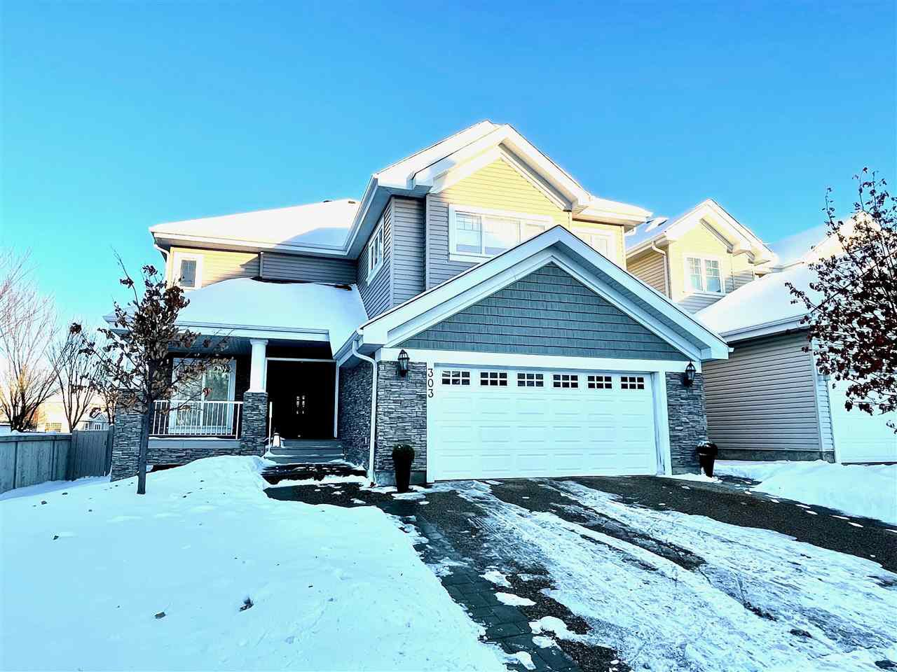 Main Photo: 303 SUMMERSIDE Cove in Edmonton: Zone 53 House for sale : MLS®# E4217935