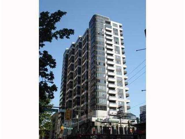 Main Photo: 908 1060 ALBERNI Street in Vancouver: West End VW Condo for sale (Vancouver West)  : MLS®# V839938