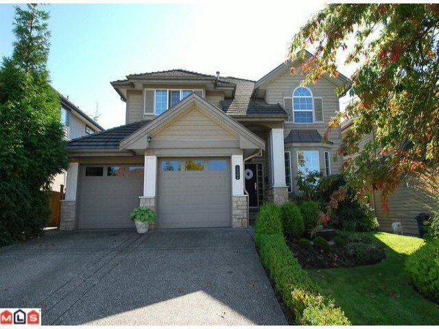 "Main Photo: 15396 34TH Avenue in Surrey: Morgan Creek House for sale in ""ROSEMARY HEIGHTS"" (South Surrey White Rock)  : MLS®# F1024380"
