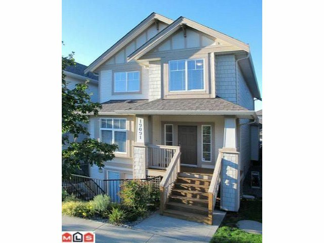 """Main Photo: 19091 68TH Avenue in Surrey: Clayton House for sale in """"CLAYTON VILLAGE"""" (Cloverdale)  : MLS®# F1028151"""