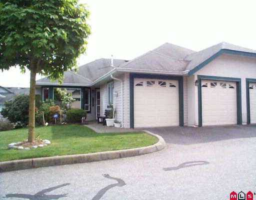 "Main Photo: 167 3160 TOWNLINE RD in Abbotsford: Abbotsford West Townhouse for sale in ""Southpoint Ridge"" : MLS®# F2508590"