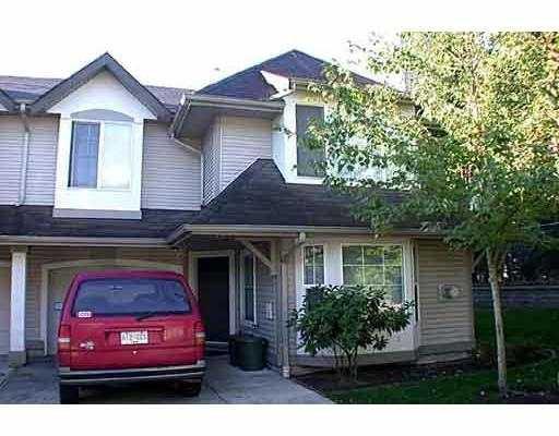 """Main Photo: 29 23085 118TH AV in Maple Ridge: East Central Townhouse for sale in """"SOMMERVILLE GARDENS"""" : MLS®# V537061"""