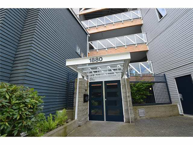 Main Photo: 211 1880 E KENT AVE SOUTH AVENUE in : South Marine Condo for sale : MLS®# V929416