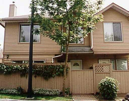 Main Photo: 5 849 TOBRUCK Avenue in North Vancouver: Hamilton Townhouse for sale : MLS®# V780561