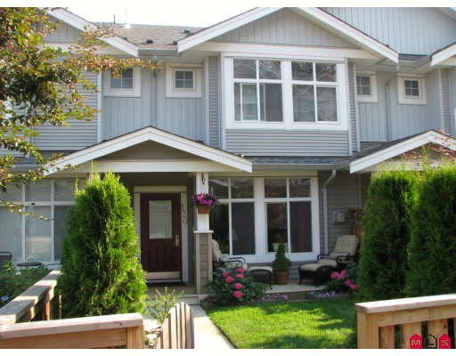 """Main Photo: 120 20449 66TH Avenue in Langley: Willoughby Heights Townhouse for sale in """"NATURES LANDING"""" : MLS®# F2917705"""
