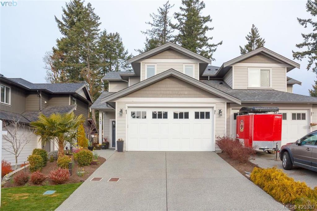 Main Photo: 235 Bellamy Link in : La Thetis Heights Half Duplex for sale (Langford)  : MLS®# 836103