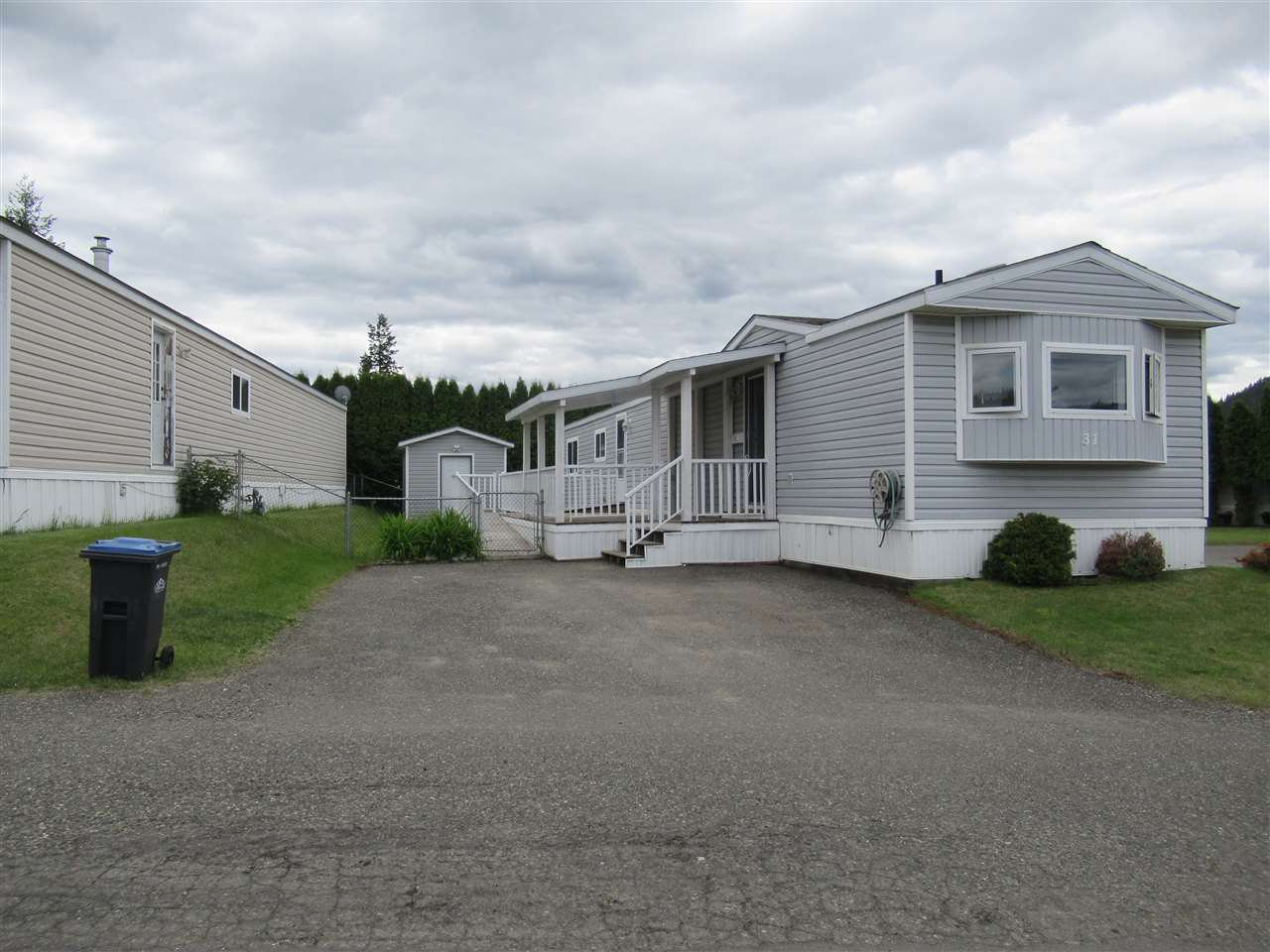 Main Photo: 31 1400 WESTERN Avenue in Williams Lake: Williams Lake - City Manufactured Home for sale (Williams Lake (Zone 27))  : MLS®# R2466006