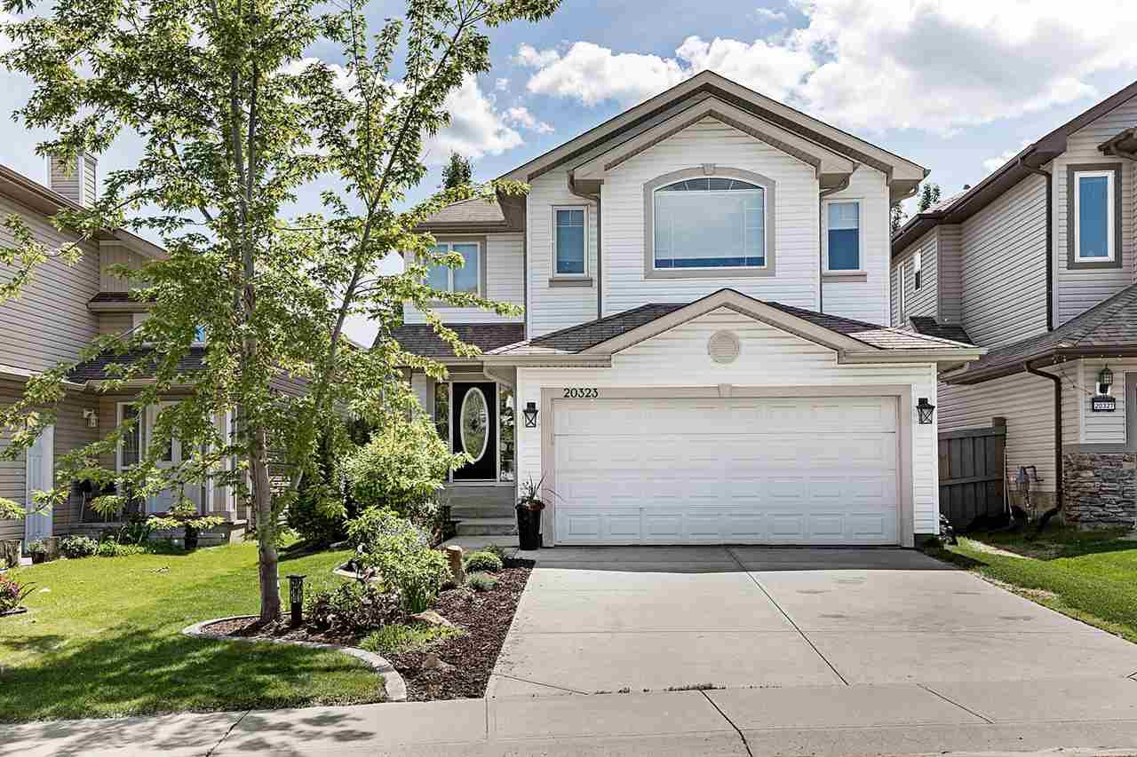 Main Photo: 20323 48 Avenue in Edmonton: Zone 58 House for sale : MLS®# E4203334