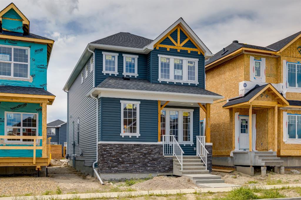 Main Photo: 212 RAVENSTERN Crescent SE: Airdrie Detached for sale : MLS®# A1019033