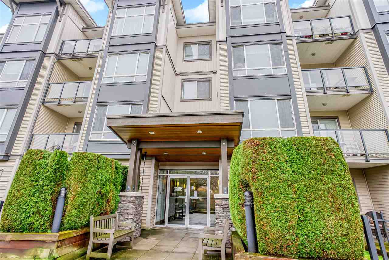 "Main Photo: 216 2943 NELSON Place in Abbotsford: Central Abbotsford Condo for sale in ""Edgebrook"" : MLS®# R2526566"
