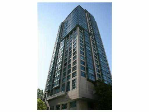 "Main Photo: 2804 438 SEYMOUR Street in Vancouver: Downtown VW Condo for sale in ""THE CONFERENCE PLAZA"" (Vancouver West)  : MLS®# V832466"