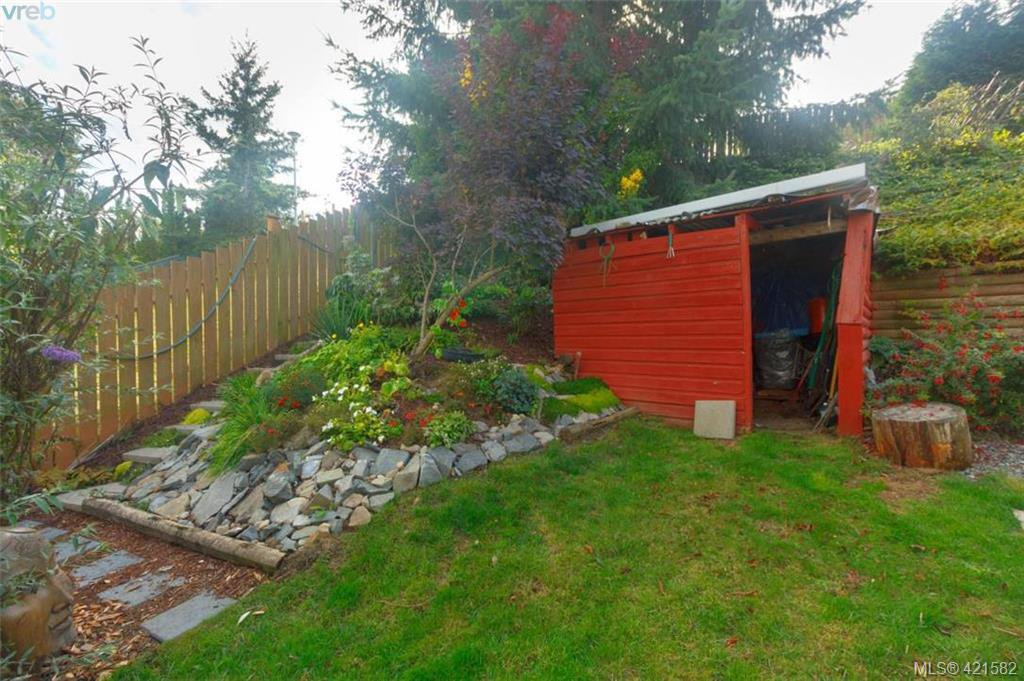 Photo 33: Photos: 6648 Rey Road in VICTORIA: CS Tanner Single Family Detached for sale (Central Saanich)  : MLS®# 421582