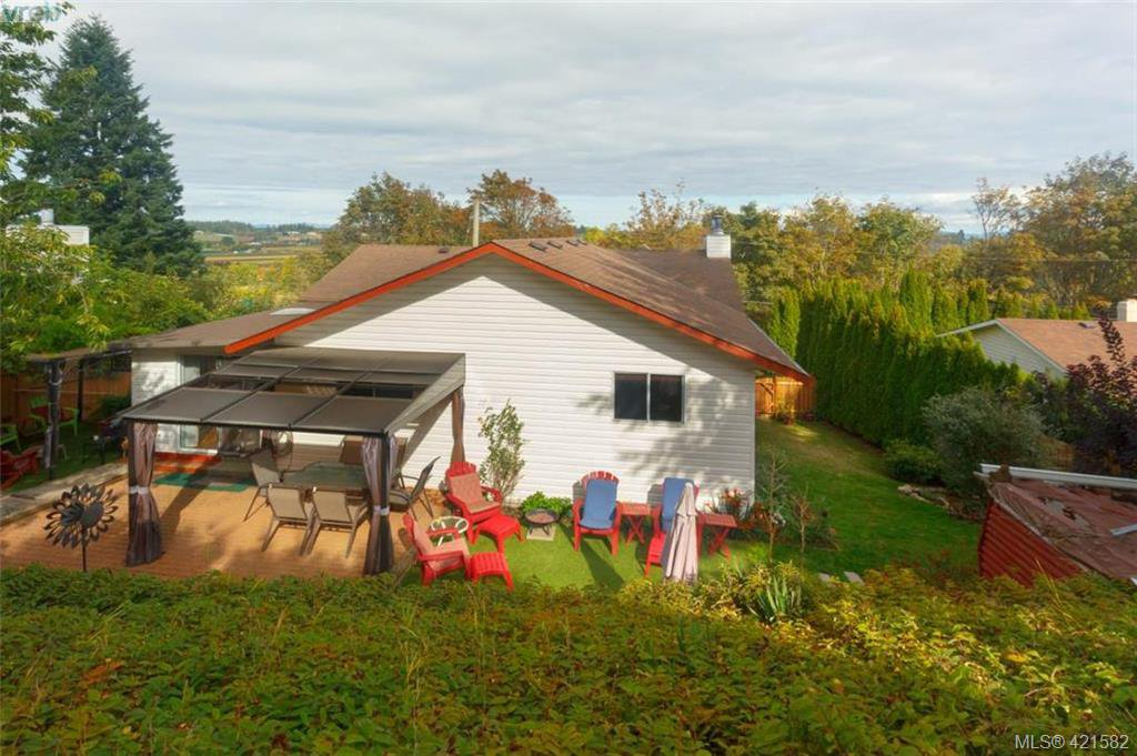 Photo 38: Photos: 6648 Rey Road in VICTORIA: CS Tanner Single Family Detached for sale (Central Saanich)  : MLS®# 421582