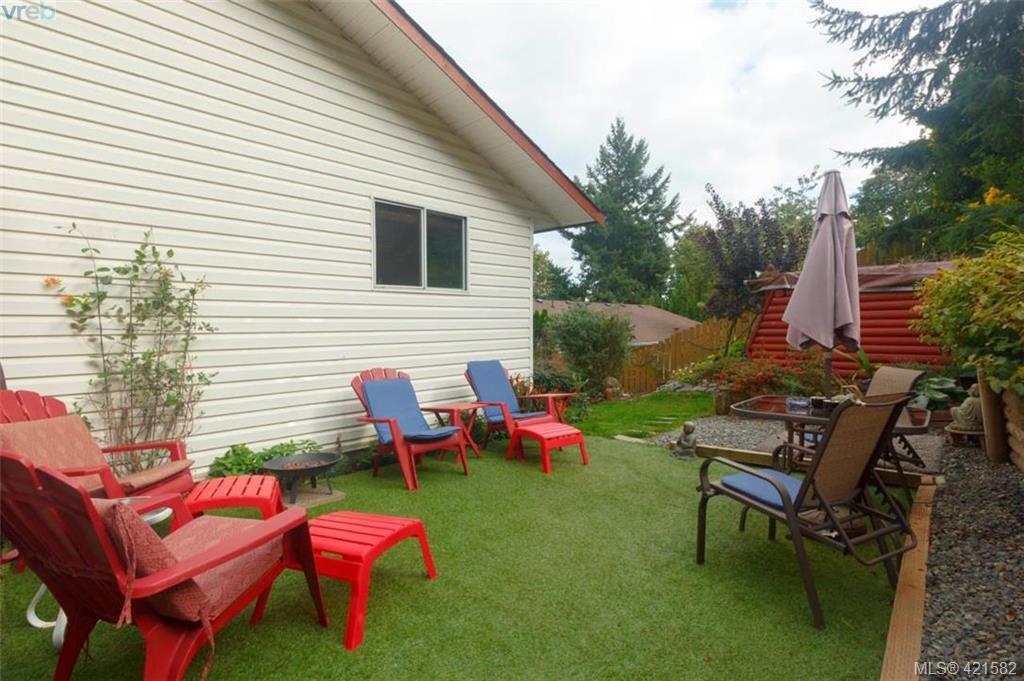 Photo 28: Photos: 6648 Rey Road in VICTORIA: CS Tanner Single Family Detached for sale (Central Saanich)  : MLS®# 421582