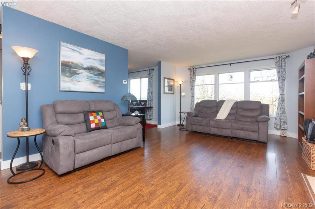 Photo 5: Photos: 6648 Rey Road in VICTORIA: CS Tanner Single Family Detached for sale (Central Saanich)  : MLS®# 421582