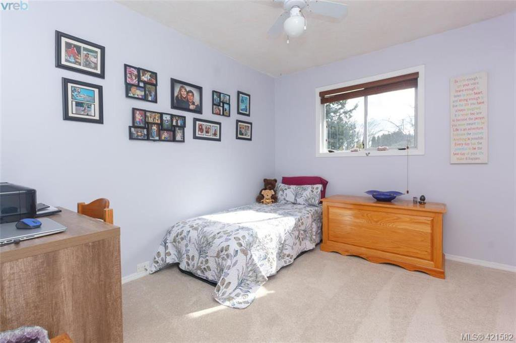 Photo 11: Photos: 6648 Rey Road in VICTORIA: CS Tanner Single Family Detached for sale (Central Saanich)  : MLS®# 421582