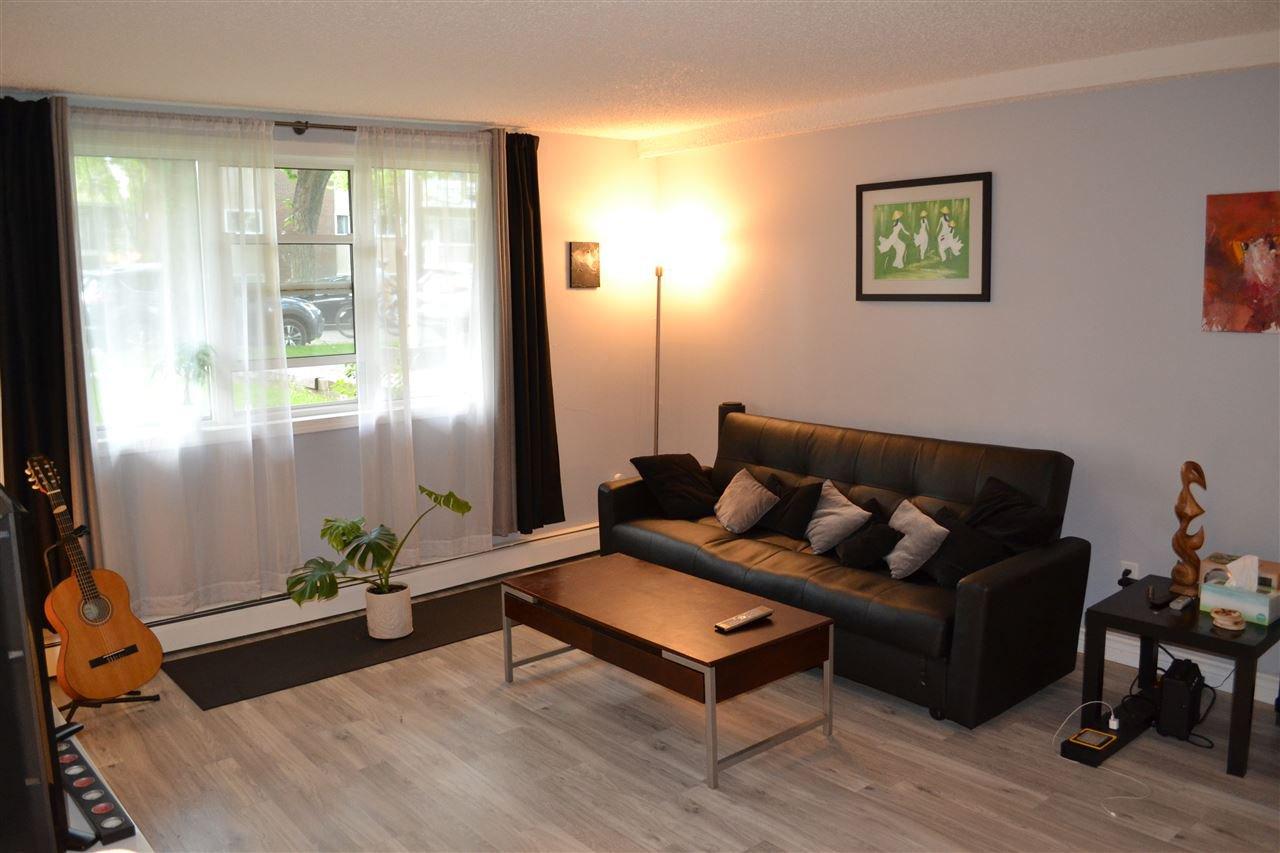 Main Photo: 105 10615 110 Street in Edmonton: Zone 08 Condo for sale : MLS®# E4189101