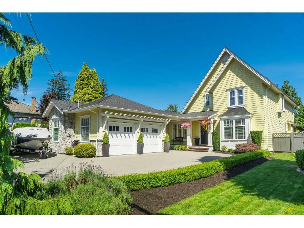 "Main Photo: 8848 WRIGHT Street in Langley: Fort Langley House for sale in ""Fort Langley"" : MLS®# R2478172"