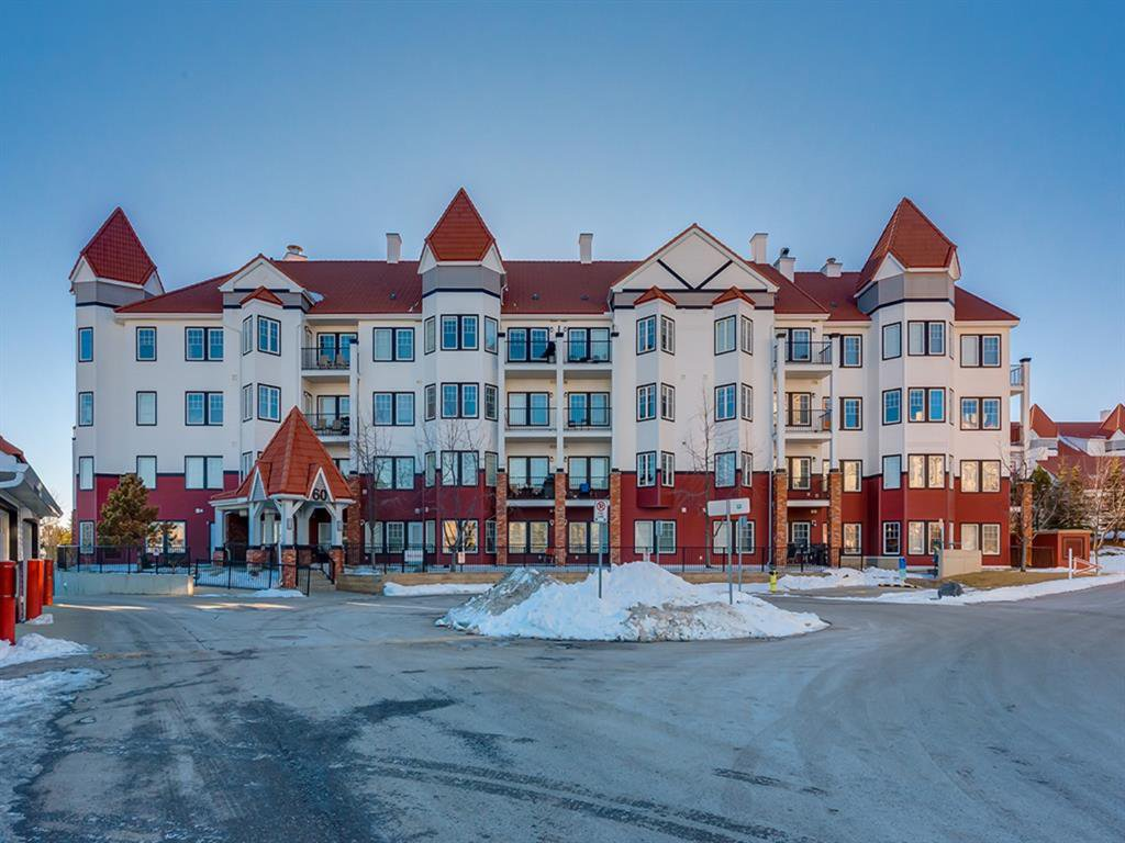 Main Photo: 222 60 ROYAL OAK Plaza NW in Calgary: Royal Oak Apartment for sale : MLS®# A1058599
