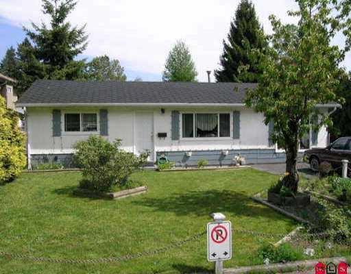"Main Photo: 10306 129TH ST in Surrey: Cedar Hills House for sale in ""Saint Helen's Park"" (North Surrey)  : MLS®# F2512179"