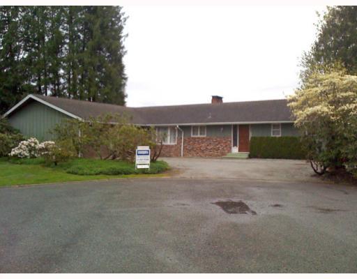 Main Photo: 11636 192B Street in Pitt_Meadows: South Meadows House for sale (Pitt Meadows)  : MLS®# V764534