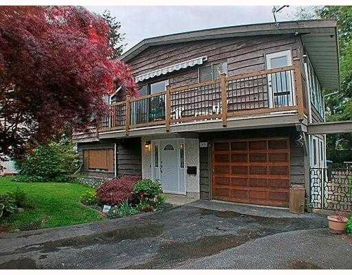 Main Photo: 2836 ST CATHERINE Street in Port_Coquitlam: Glenwood PQ House for sale (Port Coquitlam)  : MLS®# V765307